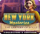 New York Mysteries: The Lantern of Souls Collector's Edition gra