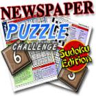 Newspaper Puzzle Challenge gra
