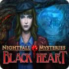 Nightfall Mysteries: Black Heart gra