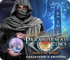 Paranormal Files: Trials of Worth Collector's Edition gra