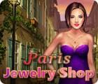 Paris Jewelry Shop gra