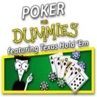 Poker for Dummies gra