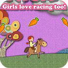 Pony  Adventure. Girl With Album gra