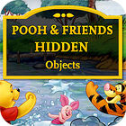 Pooh and Friends. Hidden Objects gra
