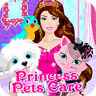 Princess Pets Care gra