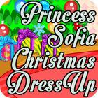 Princess Sofia Christmas Dressup gra
