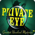Private Eye: Greatest Unsolved Mysteries gra