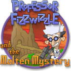 Professor Fizzwizzle and the Molten Mystery gra