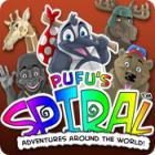Pufu's Spiral: Adventures Around the World gra