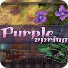 Purple Spring gra