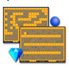 Pyra-Maze gra