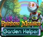 Rainbow Mosaics: Garden Helper gra