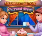 Restaurant Solitaire: Pleasant Dinner gra