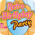 Retro Birthday Party gra