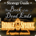 Riddle of the Sphinx Strategy Guide gra
