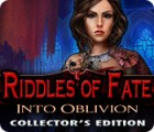 Riddles of Fate: Into Oblivion Collector's Edition gra