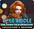 Rose Riddle: The Fairy Tale Detective Collector's Edition gra