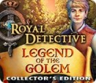 Royal Detective: Legend Of The Golem Collector's Edition gra