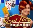 Royal Flush Solitaire gra
