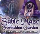 Sable Maze: Forbidden Garden Collector's Edition gra