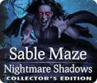 Sable Maze: Nightmare Shadows Collector's Edition gra