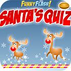 Santa's Quiz gra
