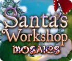 Santa's Workshop Mosaics game