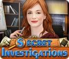 Secret Investigations gra