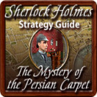 Sherlock Holmes: The Mystery of the Persian Carpet Strategy Guide gra