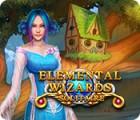 Solitaire: Elemental Wizards gra