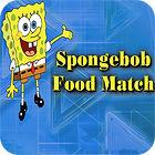 Sponge Bob Food Match gra