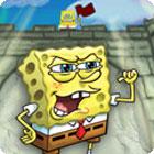 SpongeBob SquarePants: Sand Castle Hassle gra