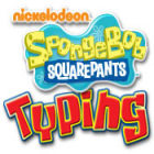 SpongeBob SquarePants Typing gra