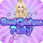 Street Christmas Party gra