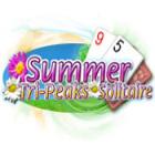 Summer Tri-Peaks Solitaire gra