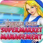 SuperMarket Management Double Pack gra