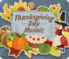 Thanksgiving Day Mosaic gra