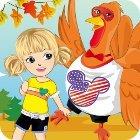 Thanksgiving Turkey Dress-Up gra