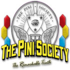 The Pini Society: The Remarkable Truth gra