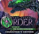 The Secret Order: Return to the Buried Kingdom Collector's Edition gra