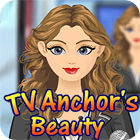 TV Anchor Beauty gra
