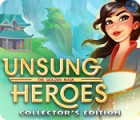 Unsung Heroes: The Golden Mask Collector's Edition gra