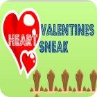 Valentines Heart Sneak gra