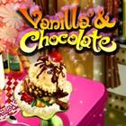 Vanilla and Chocolate gra