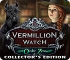 Vermillion Watch: Order Zero Collector's Edition gra