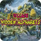 Village Hidden Alphabets gra