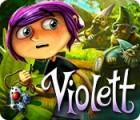 Violett gra