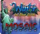 Winter in New York Mosaic Edition gra
