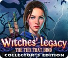 Witches' Legacy: The Ties That Bind Collector's Edition gra