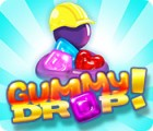 Gummy Drop World Saga gra